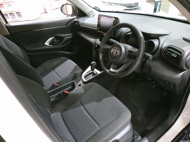 代替:トヨタ ヤリスクロス 評価 口コミ コメント 運転席