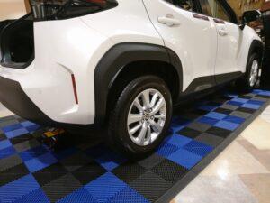 代替:トヨタ ヤリスクロス ハリアー 比較 標準装着タイヤ