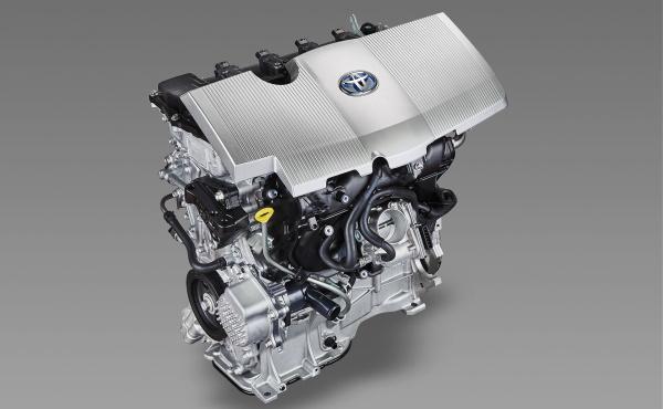 1.8L 2ZR-FXEエンジン